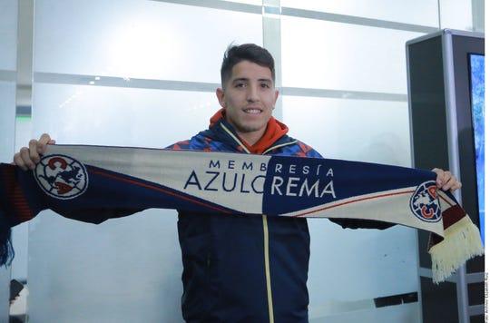 Santiago Cáseres es un gran recuperador, tiene velocidad y buen criterio en la distribución de la pelota.