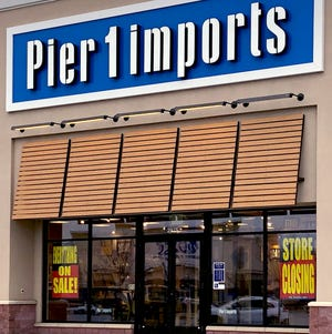 The Pier 1 Imports store in Springettsbury Township is closing.