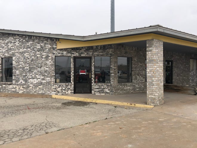 The Buttercup cafe, 1921 Sherwood Way, is coming to San Angelo this spring.