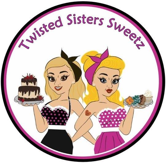 Twisted Sisters Sweetz logo