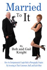 Bob and Gail Knight will be speaking and signing their new book, Married To It, at Holy Comforter on Wednesday.