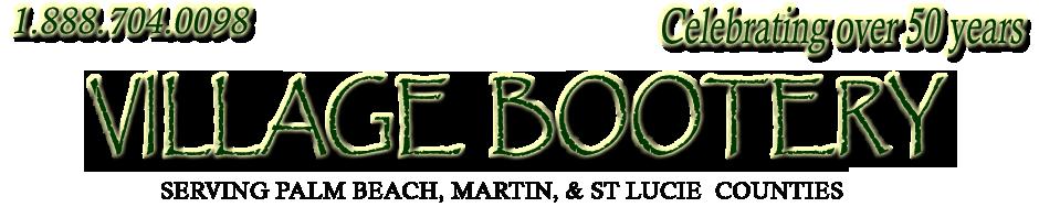 Village Bootery Logo