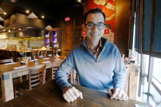 Nomi owner Fiean Liem is shown Friday, Jan. 31, at the new restaurant on the West Side of El Paso. Liem also owns and operates two Koze restaurants and the Greenery in Sunland Park Mall.