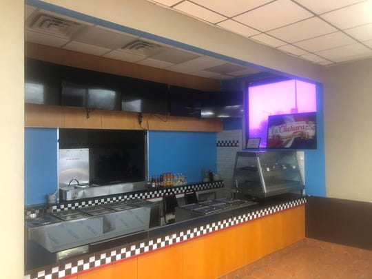 Reyes worked at this Dominican restaurant at a truck stop off I-295 in Penns Grove, New Jersey.