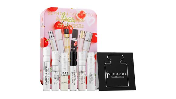 Best Valentine's Day Gifts 2020: Sephora Perfume Sampler