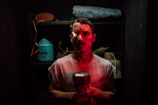 """Elijah Wood stars as a man who visits his long-estranged father and is thrown into crazy circumstances in """"Come to Daddy."""""""