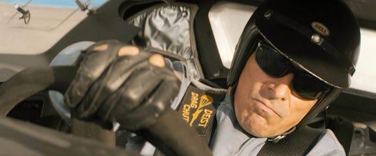 """Christian Bale stars as Ken Miles in """"Ford v. Ferrari."""""""