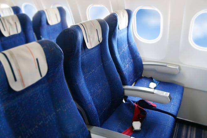 Traveling amid coronavirus: Here's how to sanitize your airline seat