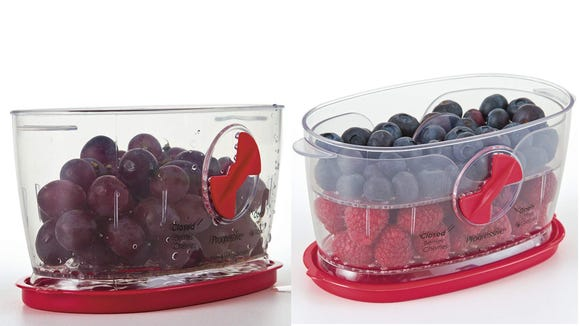 No more throwing away those containers of berries.