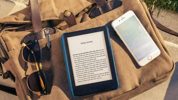 Finally, the newest Kindle is back down to an affordable price.