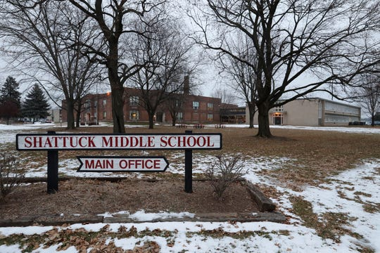Shattuck Middle School would be closed under the Neenah Joint School District's $181.7 million building plan. The district would attempt to sell the property.