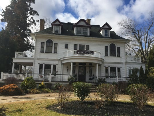 Mathis House is a B&B and tea room in a Victorian landmark in Toms River.