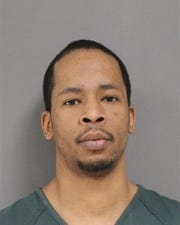 Mashon Wilson, 29, of Lakewood was charged with several counts of burglaries and thefts, according to police.