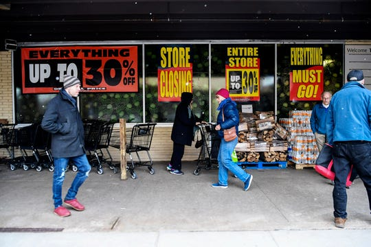 A group of local investors has announced plans to reopen seven or eight Earth Fare stores. The chain declared bankruptcy in February and closed its 50 stores by the end of that month.