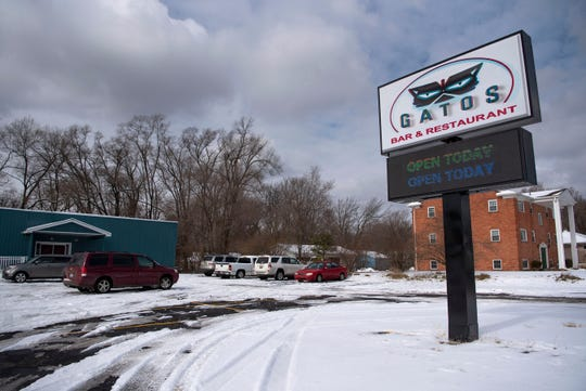 The new Gatos Restaurant is open and ready for business, pictured on Friday, Feb. 7, 2020 in Battle Creek.