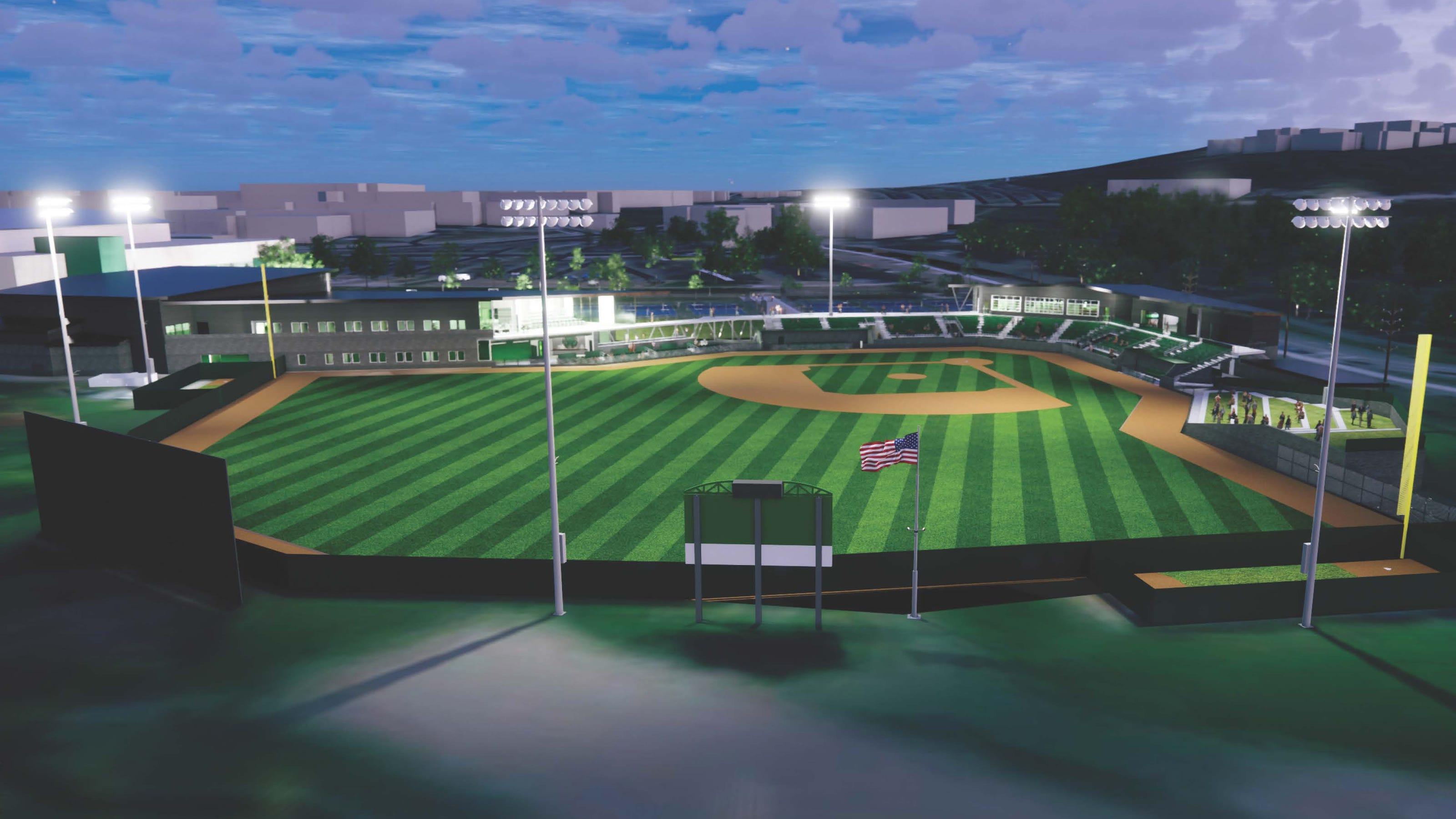 Binghamton University Receives 60m For Baseball Facilities