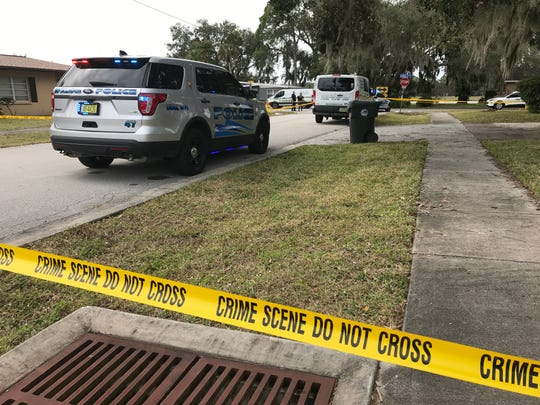 A Rockledge shooting left one person injured Friday in the area of Georgia Avenue and Brightman Street.