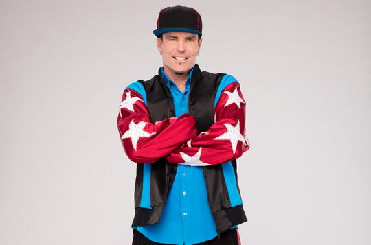 Vanilla Ice and C&C Music Factory perform April 25 at the Seven Seas Food Festival at Seaworld Orlando.