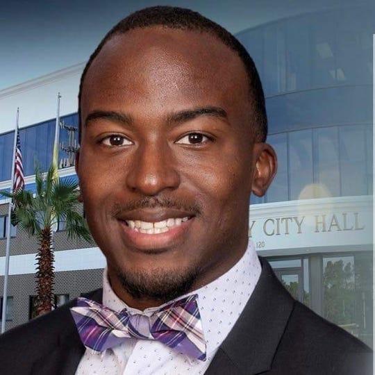 Kenny Johnson, Palm Bay deputy mayor