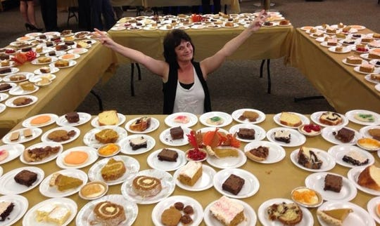 Years after being treated for bulimia, columnist Britt Kennerly enjoys a Thanksgiving celebration at FLORIDA TODAY.