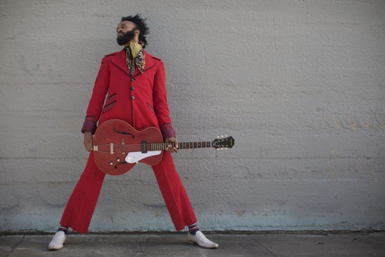 Blues-rocker Fantastic Negrito plays opening night of the Burlington Discover Jazz Festival on June 5.