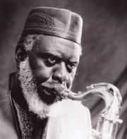 Saxophone legend Pharoah Sanders headlines the Burlington Discover Jazz Festival on June 6.