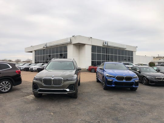 BMW of Corpus Christi is moving to a new location at 7601 S. Padre Island Dr. The spotwill be roughly twice the size of the current dealership at4225 S. Staples St.