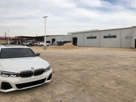 BMW of Corpus Christi is moving to a new location at 7601 S. Padre Island Dr. The spot will be roughly twice the size of the current dealership at 4225 S. Staples St.
