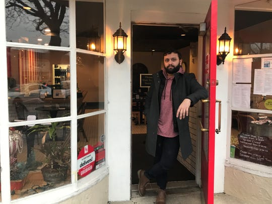 Arnab Maitra plans to convert Le Cafe Creperie on Kings Highway in Haddonfield into Pizza Crimine.