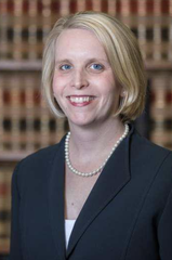 Alice Dewine, the daughter of Ohio Gov. Mike Dewine, is running for prosecutor of Greene County.