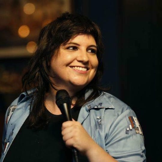 Jess Alaimo is a 32-year-old comedian living in Asbury Park.