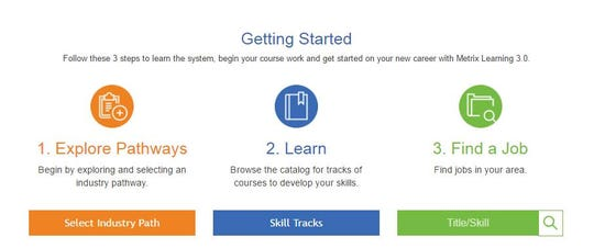 Beginning Feb. 10, any resident of Hunterdon and Somerset counties can sign up in the Metrix E-Learning System.