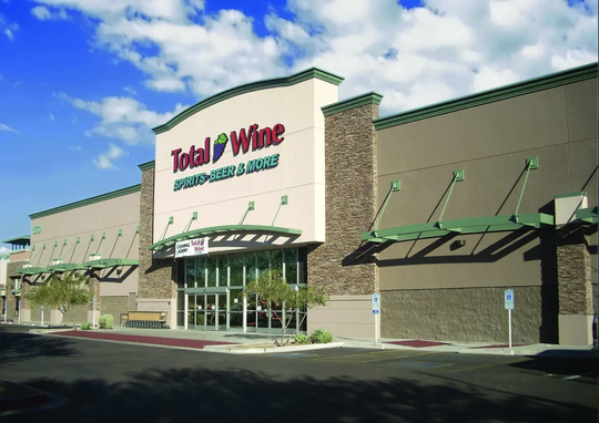 Total wine & More coming to Grand Rapids area.
