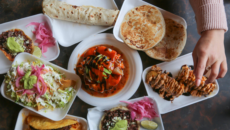 Best New Restaurant No. 5: Taqueria y Cenaduria Triángulo Dorado, Detroit