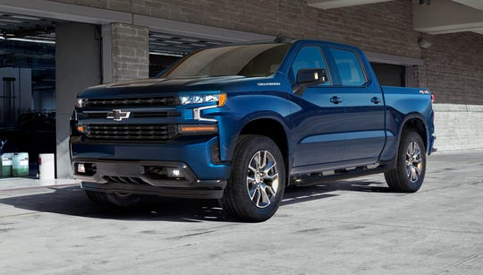 The 2019 Chevrolet Silverado is being recalled again due to faulty brake control software that was installed in a recall from last year.