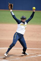 """""""The standard for this program is Oklahoma City and it is to be a national contender,"""" pitcher Meghan Beaubien said. """"We're definitely aware that's not where we've been the past few years. We don't think that's acceptable."""""""