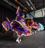 "Ballet Folklorico Nacional of Milwaukee is an innovative, theatrical body of dancers committed to the preservation of one of the richest artistic manifestations of tradition and culture in Mexico – ""El Folklore."""