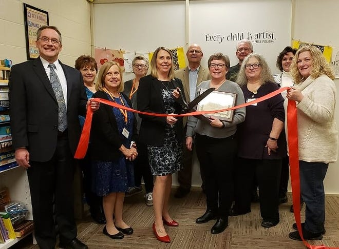 Joyful Connection had a ribbon-cutting Feb. 4 to open its new office space.