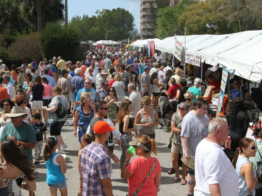 Some 10,000 people attended last year's Taste of the Cape, and event organizers are expecting more this year.