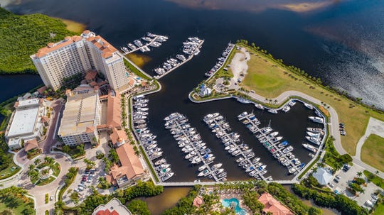 For the first time, Taste of the Cape will be held at the Tarpon Point Marina.