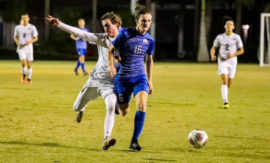 Canterbury senior Patrick Horan leads the country with 69 goals and is gearing up for a final playoff push to try and send the Cougars to state after two close calls the last two years.