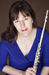 Susanna Self, principal flutist for the Peninsula Music Festival Orchestra, gives a solo recital for PMF's February Fest chamber concert series on Feb. 15.