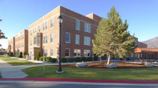 The Quad research complex of the Rocky Mountain Laboratories in Hamilton.