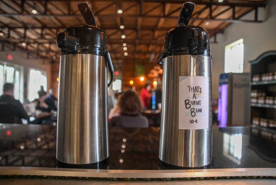 The Depot Kitchen & Market, 209 Buschman St. in Downtown Hattiesburg, Miss., serves up fresh coffee and food daily, pictured here Thursday, Feb. 6, 2020.