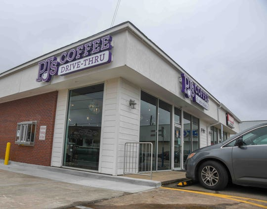PJ's Coffee of New Orleans has opened a new location in the historic Fondren district. This file photo shows the PJ's Coffee in Hattiesburg.