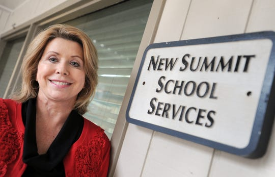 Nancy New is the executive director of New Summit School on Lelia Drive in Jackson.