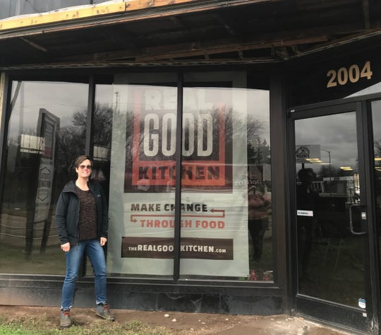 Bailey Foster is bringing an incubator kitchen to East Knoxville. Feb 2020