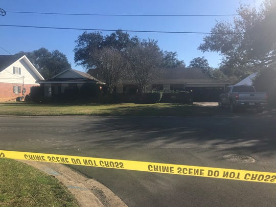 Police are investigating a Feb. 7, 2020, shooting at a house on White Oak Drive in Lafayette.