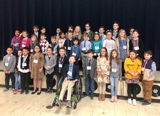 Thirty-six students at Broadmoor Elementary got to be teachers and principal for a day Friday, Feb. 7, 2020.