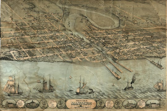 Manitowoc, 1868